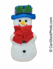 Snow Man - An accesorries like snow man dolls to decorate...