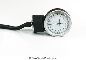 medical tools - sphygmomanometer medical tools and objects...