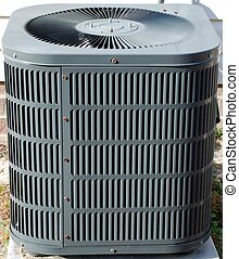 Outdoor air conditioner - green air conditioning unit