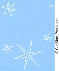 Winter blue background - Light blue texturized background...