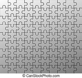 jigsaw puzzle pattern; ideal for your backgrounds
