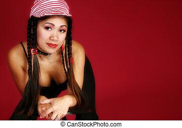 Beautiful Filipino Woman