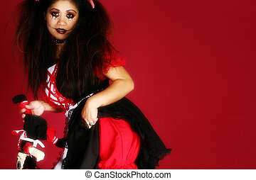 Beautiful Filipino Doll