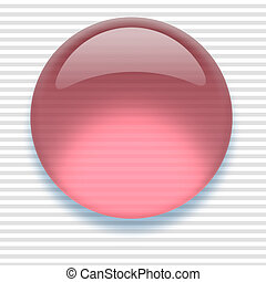 Aqua button - Shiny transparent high-resolution Aqua button...