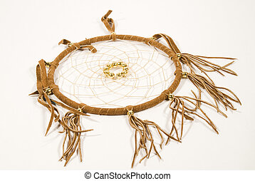 Native American Dream Catcher - A Native American Dream...
