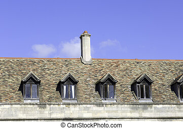 University of Cambridge, Pembroke college roof