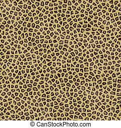 Jaguar - fur pattern, fine resolution