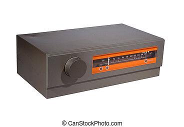 Retro sixties hi-fi