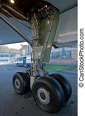 Concorde undercarriage