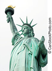 Statue of Liberty at New York USA