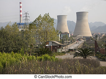 Coal Electricity Plant  - Coal Electricity Power Plant China