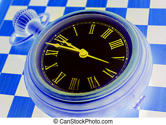 Be on time - 5 to 12 it is later than you think