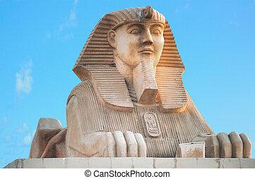 sfinx, egypten