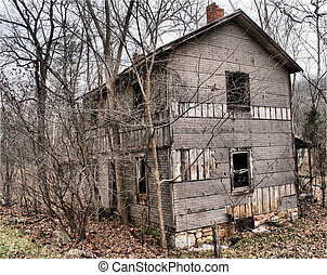 House - old house