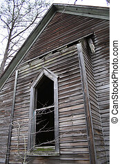 Church Exterios - church 1700s