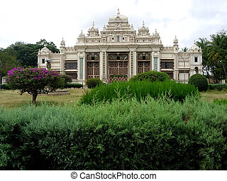 Jaganmohan Palace-Mysore - A beautiful Jaganmohan palace in...