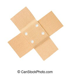 Bandage - Isolated bandage
