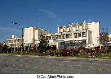 Hospital - Community hospital, San Jose, California