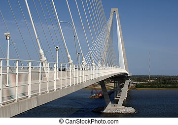 Cooper River Bridge, Charleston SC