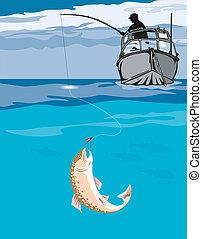 pescador, angling, TH