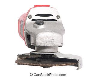 hand-held grinding tool