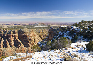 Winter in Grand Canyon