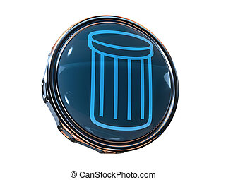 3d icon RecycleBin