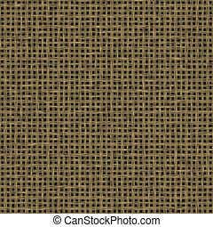 Sackcloth - A background texture of sackcloth