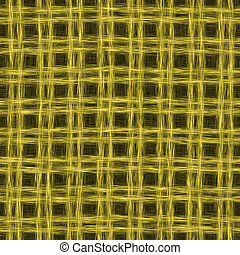 Sackcloth - A seamless tiling image of rough sackcloth or...