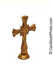 Cross - A symbol of the Christian faith.
