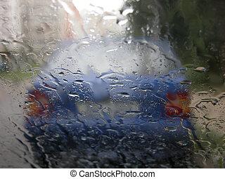 el, lluvioso, Espíritus