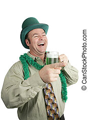 St Paddy\\\'s Day Drunk Lau
