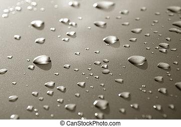 luxury raindrops