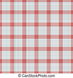 Seamless Gingham - Seamless tiling gingham material