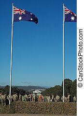 soldados, Australiano