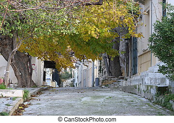 Athenian Alley