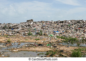 Illegal Dump - Illegal dumping can be a big problem for many...
