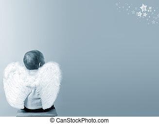 作夢, 天使