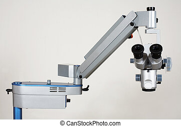 modern microscope - New and modern microscope for medical...