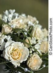 wedding white bouquet 1