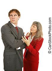Mentoring Series - Stubborn Employee