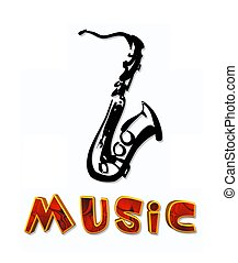 music - an image to illustrate music