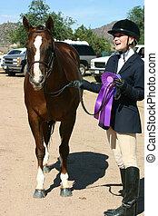 Champion Equestrian