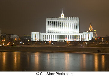 House government - Russia Moscow House Russian government