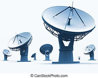 Radiotelescopes