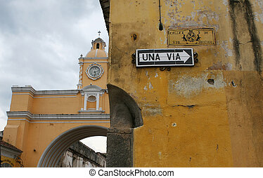 Santa Catalina Arch - This is one of the most famous...