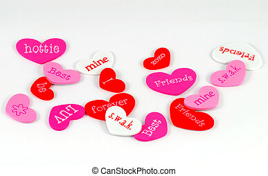 cœurs,  valentines