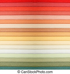 Color swatch 3 - Color chart picker for fashion fabric...