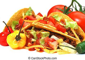 Tacos Closeupq