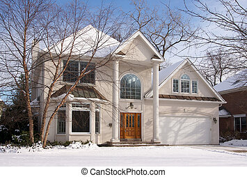 Majestic Newly Constructed Home